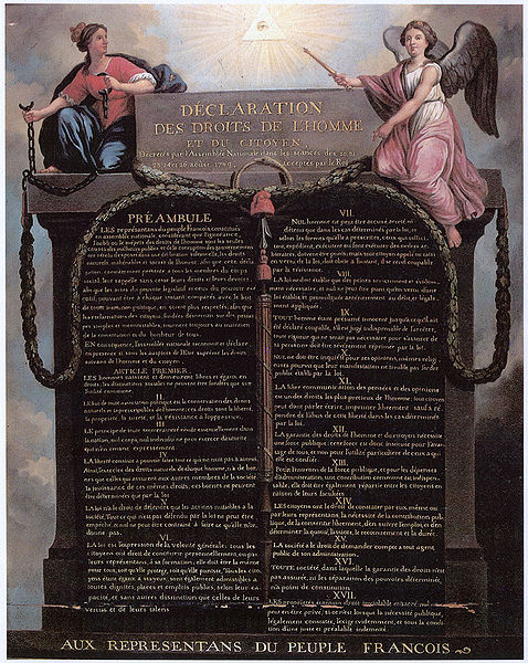 French Declaration of Human Rights