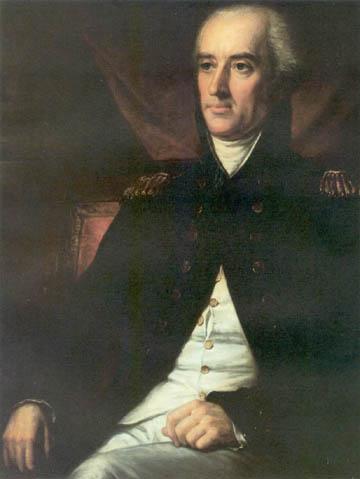 Brigadier General John Armstrong