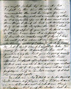 Lizzie Pierce Letter - Page 2