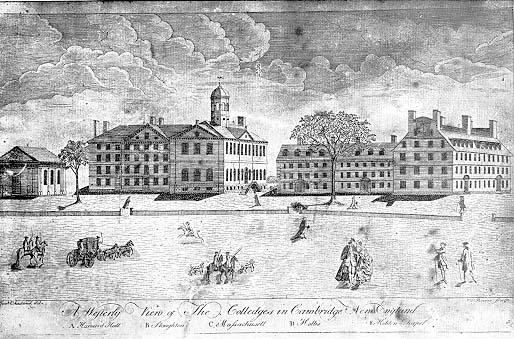 Harvard 1767