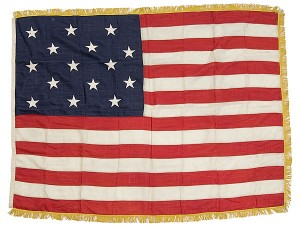 15 Stars and Stripes