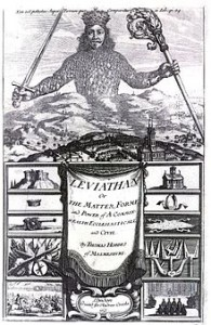 Leviathan Frontispiece