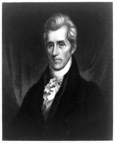 the strong points of andrew jacksons presidency Andrew jackson (1767-1845) was the first president to be elected based on popular sentiment he was a war hero who gained popularity with the war of 1812 nicknamed old hickory, he was elected more for his personality than for the issues of the day he was a very strong president who used his veto.