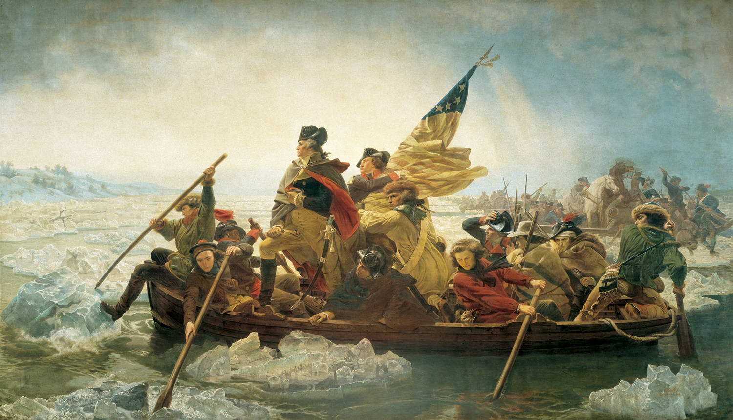 The Life and Events of George Washington