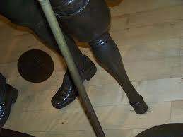 The Peg Leg of Gouverneur Morris