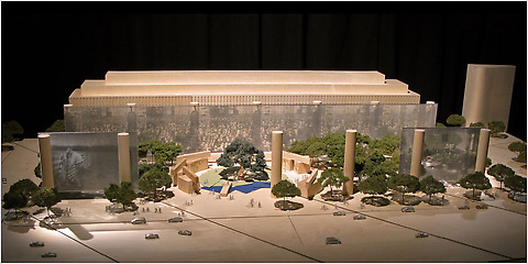 The Parthenon it ain't