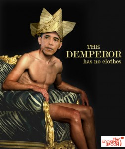 The Emperor Has No Clothes
