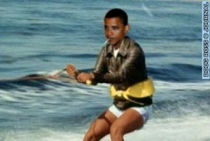Obama Jumps The Shark