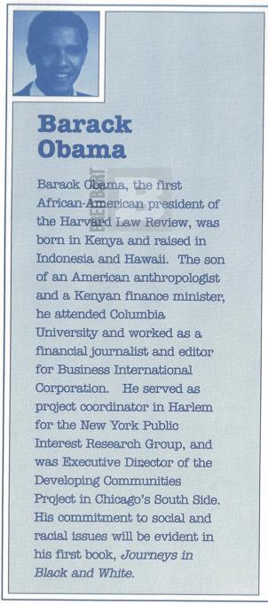 Bio Excerpt from Breitbart.com