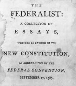 Federalist No. 32 - More on Taxation