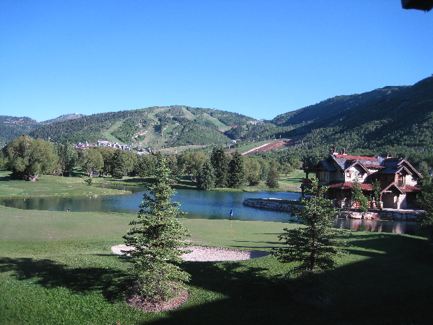 Golf Course - Hotel Park City