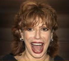Joy Behar - Moonbat