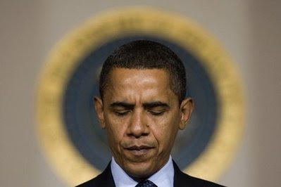 Obama as God