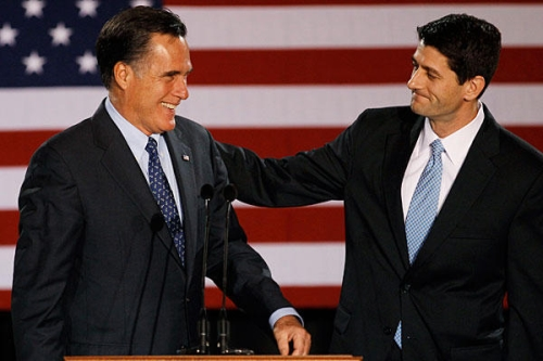 Romney - Ryan