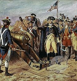 Washington at Yorktown
