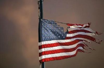 A Sad Day For America