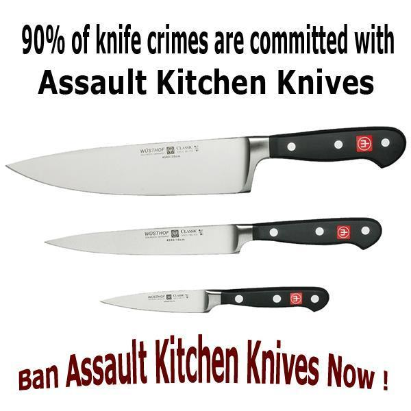 Assault Knives