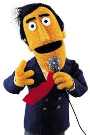 Muppet Newscaster