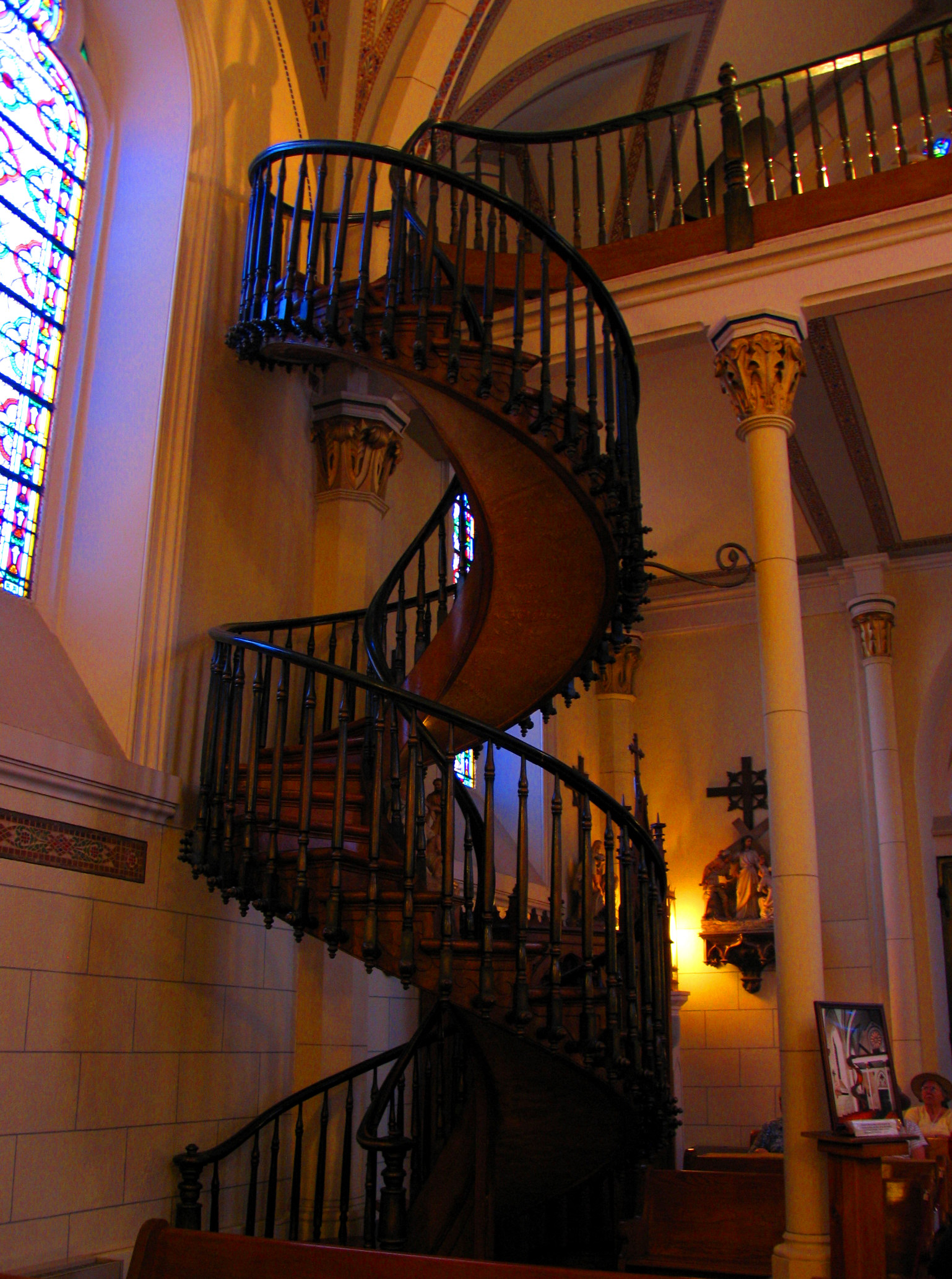 Loretto_Chapel_Miraculous_staircase