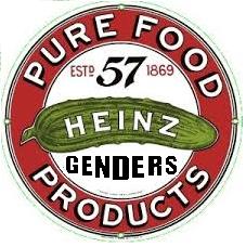 57 Genders