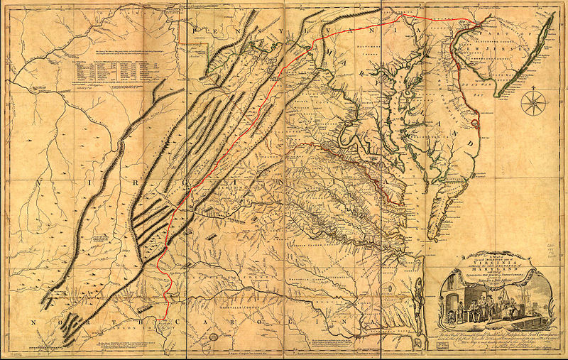 Joshua Fry map