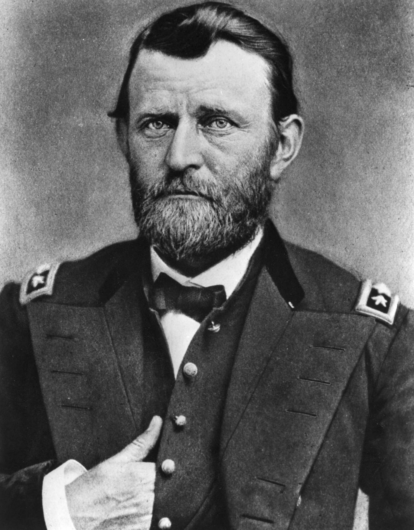 Union-General-Ulysses-S.-Grant