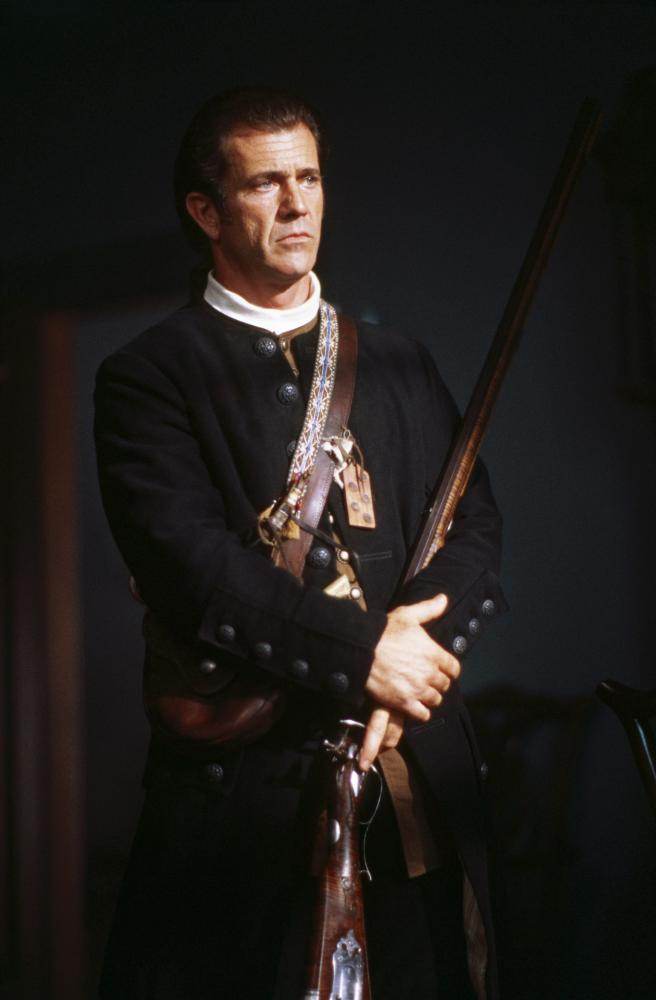 THE PATRIOT, Mel Gibson, 2000. ©Columbia Pictures