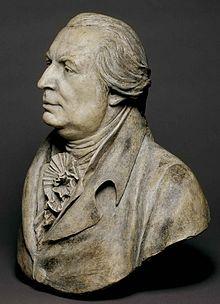 Houdon Bust of Gouverneur Morris